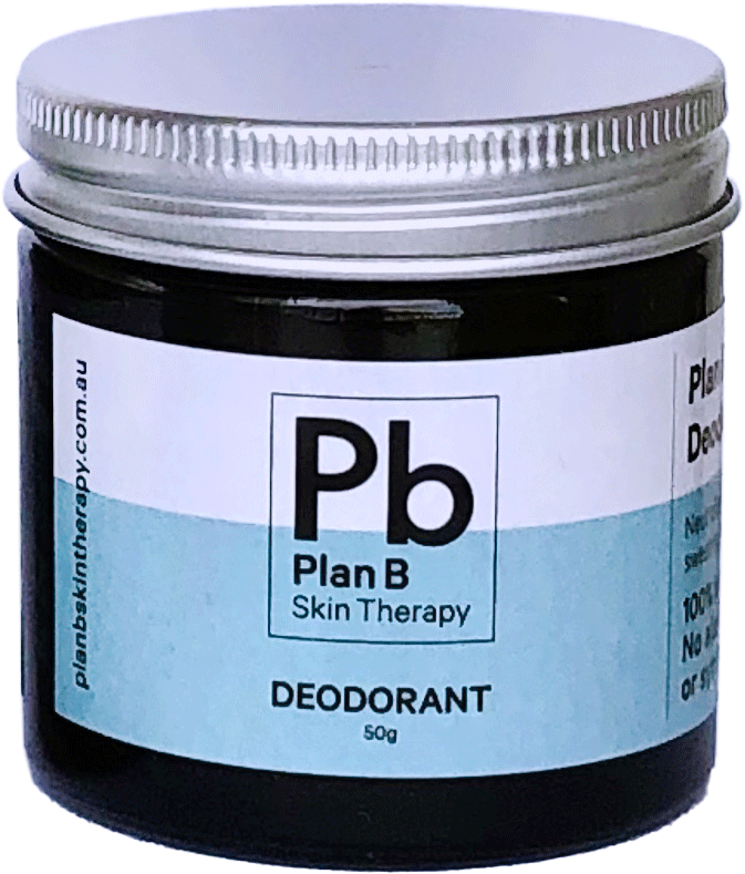 Plan B Skin Therapy Original Deodorant Paste