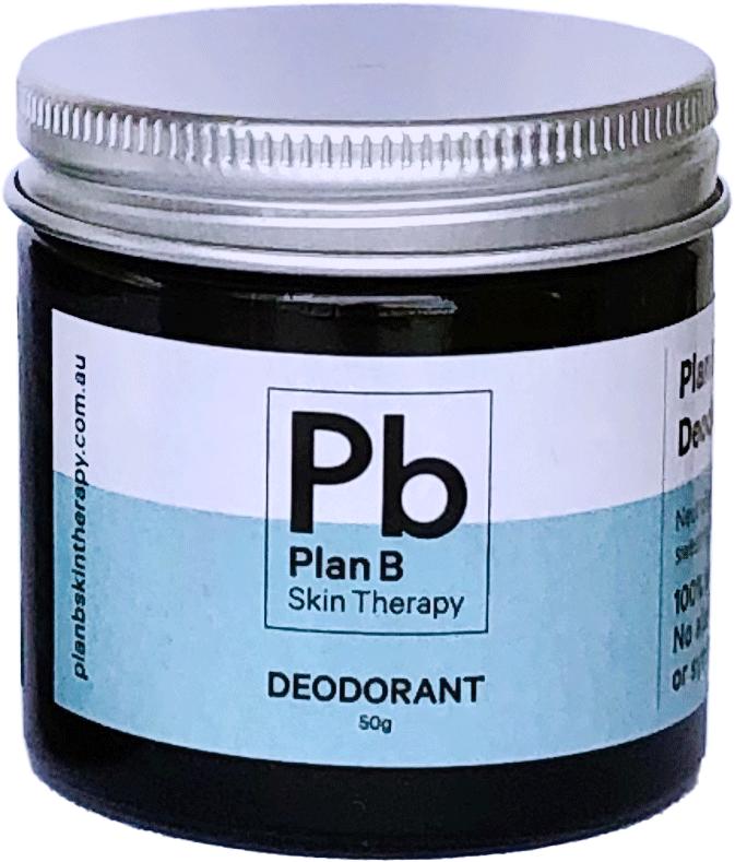 Plan B Skin Therapy Original Deodorant Paste
